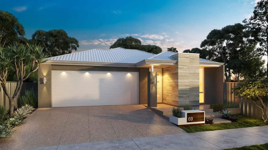 pottier homes two storey homes in perth