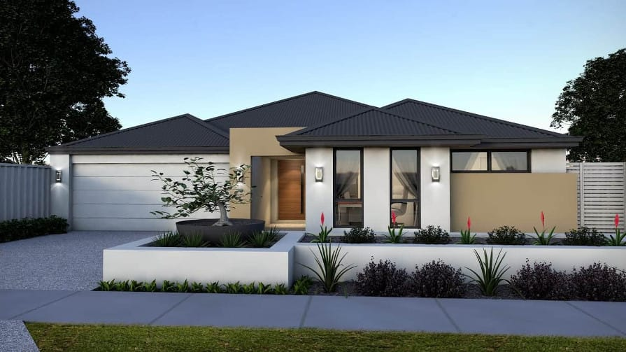 Builders perth new home pottier homes home builders perth for New home designs wa